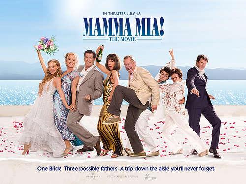 Spettacolo Mamma Mia a Roma