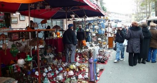 Il mercato di porta portese a roma - Porta portese rubriche lavoro ...