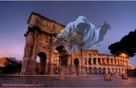Tour dei fantasmi di Roma