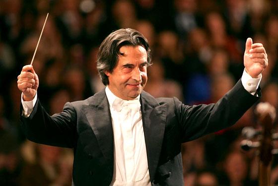 Muti dirige la Chicago Symphony Orchestra a Roma
