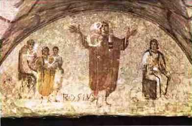 Visitare le catacombe di Roma