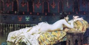 Orientalisti  mostra a Roma la pittura dell'Ottocento