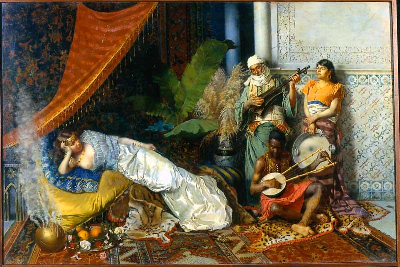 Gli Orientalisti in mostra a Roma