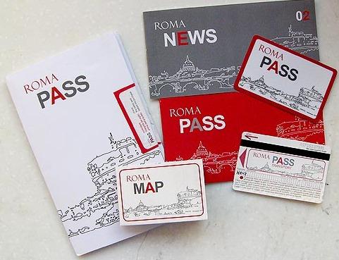 Roma Pass: la card per muoversi a Roma