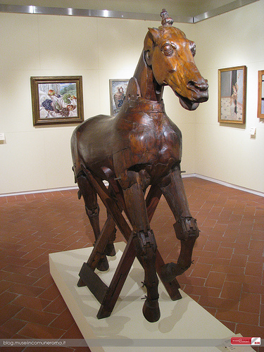 galleria arte moderna roma