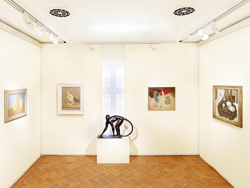 Prorogata la mostra inaugurale della Galleria di Arte Moderna di Roma