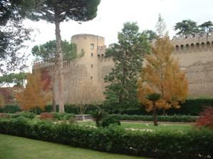 visitare giardini vaticani