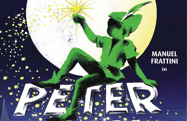 Peter Pan in scena al Sistina