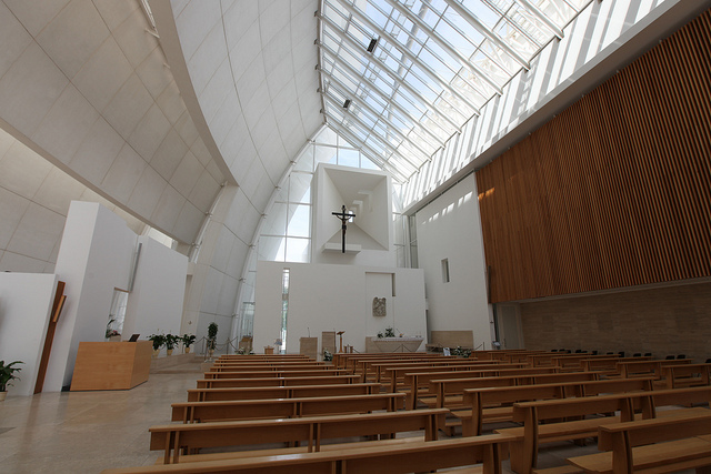 chiesa Dio Padre Misericordioso roma