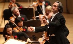 Muti dirige la Chicago Symphony Orchestra roma