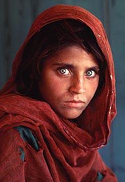 Mostre fotografiche di Steve McCurry e Henri Cartier Bresson