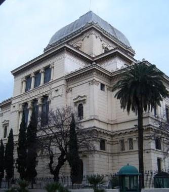 sinagoga roma tempio maggiore