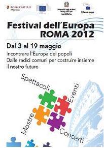 festival europa roma