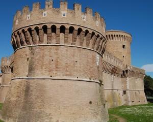 castello giulo II ostia