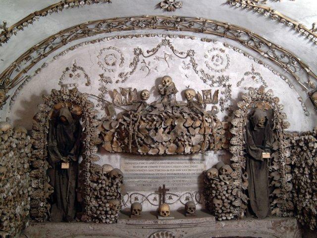 Museo e Cripta nel conveto dei Cappuccini