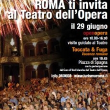 Apre le porte il Teatro dell'Opera di Roma