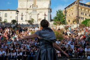 toccata e fuga vacanze romane