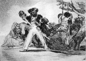 Goya: cronista de todas las guerras