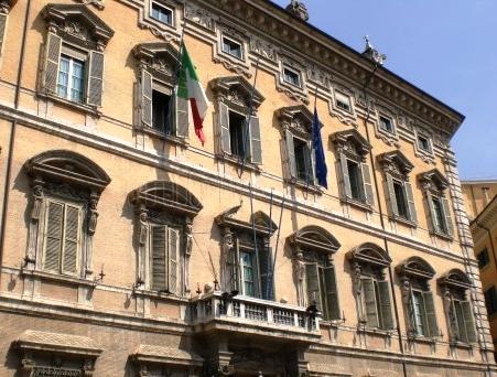 Visite gatuite al senato guarda roma guida di roma for Senato repubblica