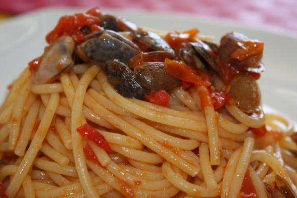 sagra telline ostia borghetto