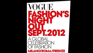 Seconda Vogue Fashion Night Out a Roma