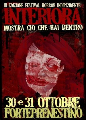 INTERIORA festival horror per Halloween