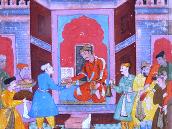 Akbar il re dell'India in mostra a Roma