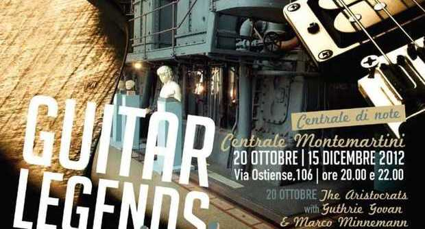 Guitar Legends Festival roma