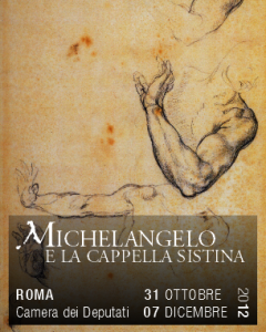 In mostra i disegni di Michelangelo per la Cappella Sistina