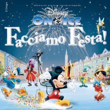 Lo spettacolo di Disney On Ice a Roma
