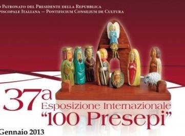 Mostra 100 Presepi a Roma