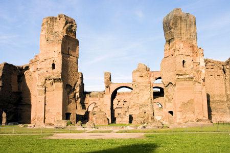 Il Mitreo delle Terme di Caracalla