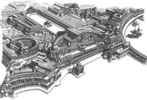 La villa di Nerone ad Anzio