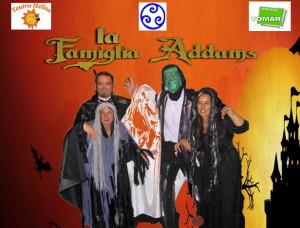 Famiglia Addams al Castello di Bracciano