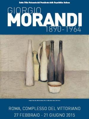 Giorgio Morandi al Vittoriano di Roma