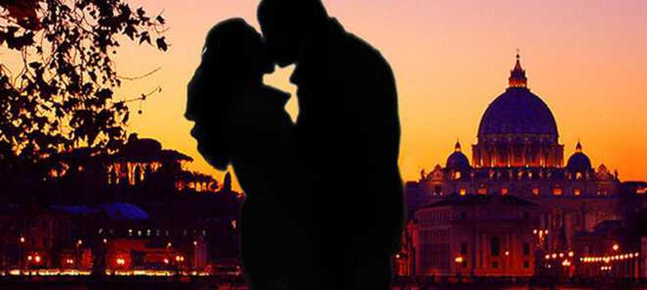Come festeggiare San Valentino a Roma