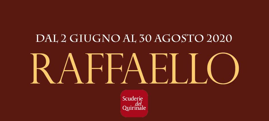 500 anni di Raffaello: la mostra a Roma