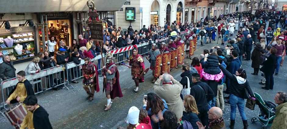 carnevale romano 2020