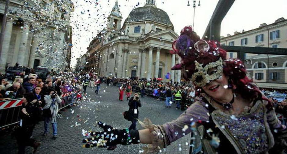carnevale roma 2020