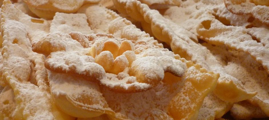 carnevale roma dolci frappe