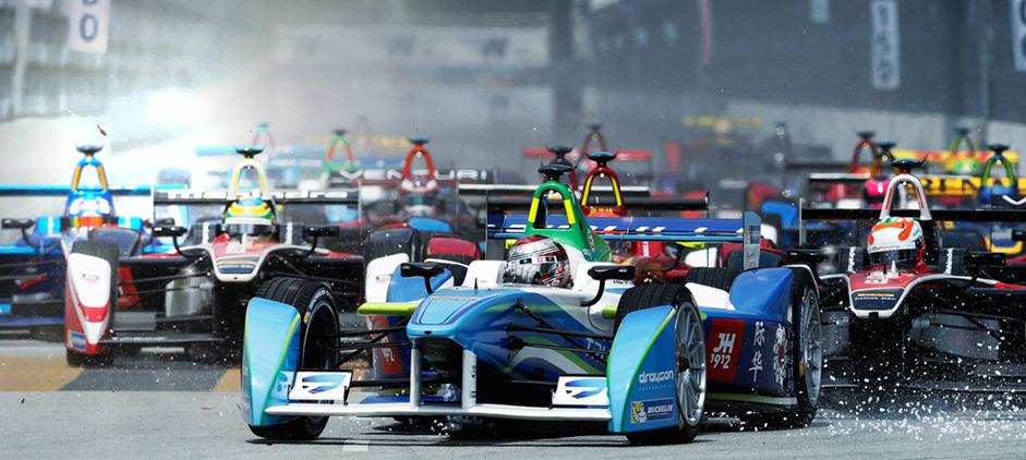 Formula E Roma 2020