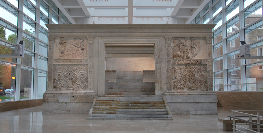 tour online museo ara pacis