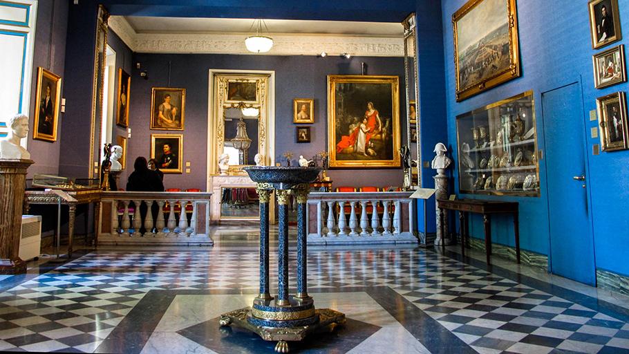 visitare online museo napoleonico roma