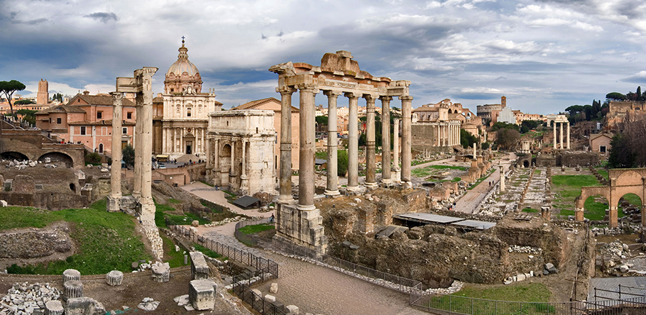 parco colosseo tour online