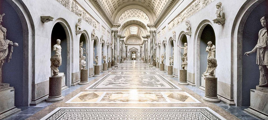 Musei Virtuali Online a Roma