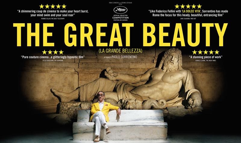 la grande bellezza film su roma