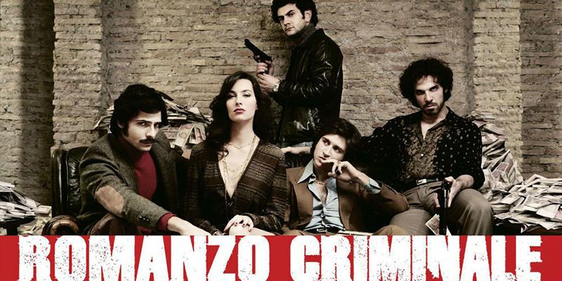 romanzo criminale serie tv su roma