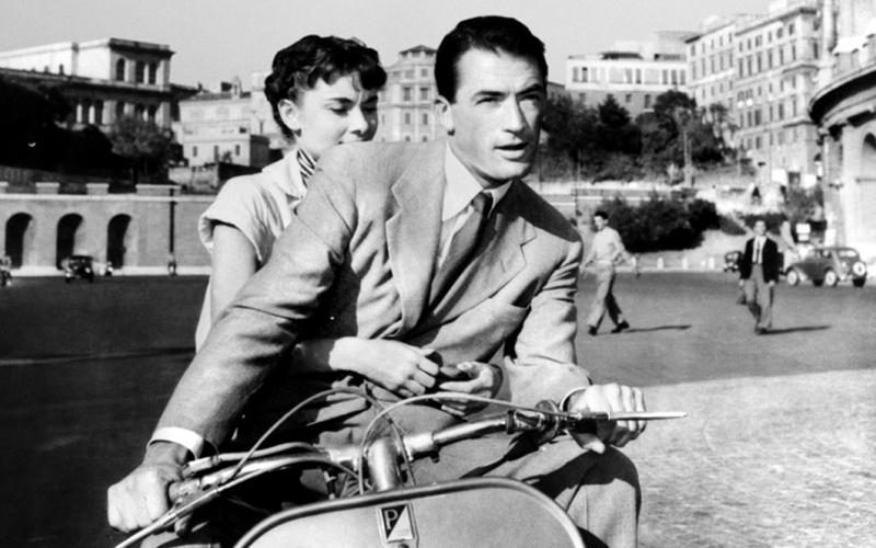vacanze romane film su roma