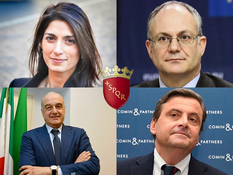 candidati sindaco roma 2021